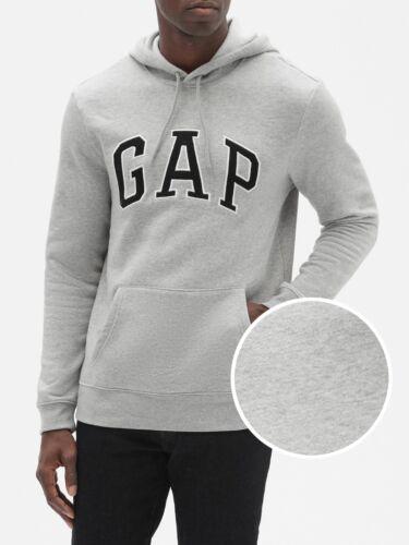 Gap Hoodie Men/'s Pullover Sweatshirt Fleece Arch Logo Jacket S M L XL XXL