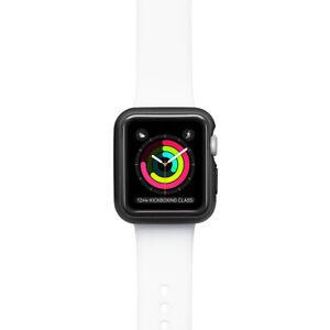 Otterbox Exo Edge Case For Apple Watch Series 3 38mm Black 660543523819 Ebay