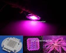 100w Multiband 7 Band Full Spectrum High Power Led Plant Grow Light Growflower