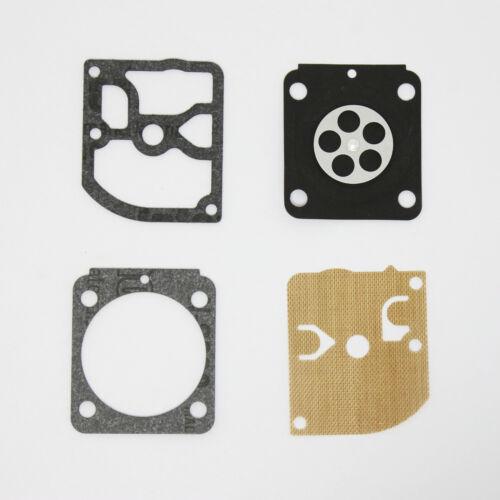 2 Sets Zama Carburettor Diaphragm /& Gasket Kit For Some Stihl MS171 MS181 MS211