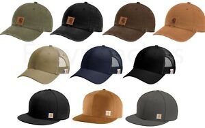 7a836c481d855 Image is loading CARHARTT-Authentic-Odessa-Hat-Rugged-Professional-Mesh-or-