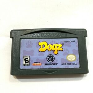 Dogz-Game-Boy-Advance-GBA-Game-Tested-Working-Authentic
