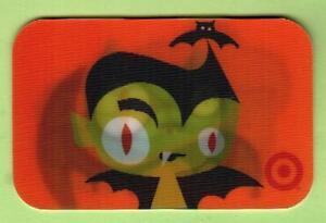 TARGET-Halloween-Vampire-Bat-2005-Lenticular-Gift-Card-0
