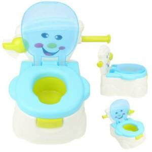 CHILD TODDLER POTTY TRAINING SEAT BABY KID TOILET PLASTIC TRAINER CHAIR URINAL
