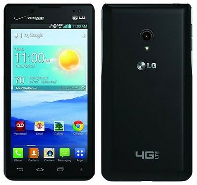 LG Lucid 2 VS870 -8GB- Black (Verizon) Smartphone 4G LTE Android Good condition