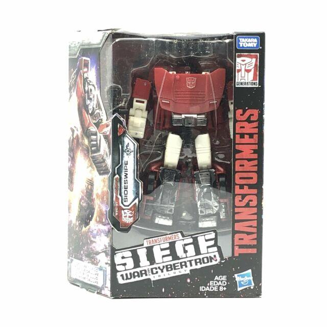 Transformers d/'assedio il Sideswipe WAR for Cybertron CMA Action Figure Hasbro