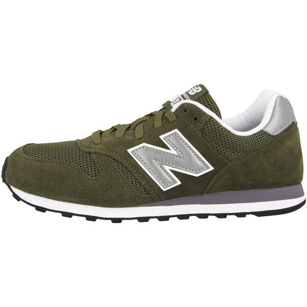 New Balance ML 373 Turnschuhe OLV Schuhe Freizeit Sneaker Turnschuhe 373 olive silver ML373OLV defcc8