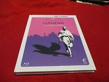 "Coffret Blu-ray digibook neuf ""GANDHI"" Ben KINGSLEY"