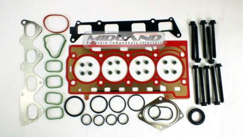 "VW AUDI SEAT SKODA 2006-2015 1.4 TSFI TSI HEAD GASKET SET /& HEAD BOLTS /""NEW/"""
