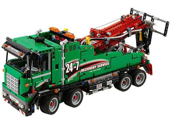 LEGO TECHNIC CAMION DI SERVIZIO  42008