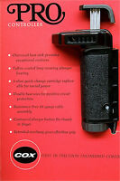 1 Rare Cox Slot Car Pro Controller 5 Ohm 4750 Teflon Coated 18 Gauge Cable