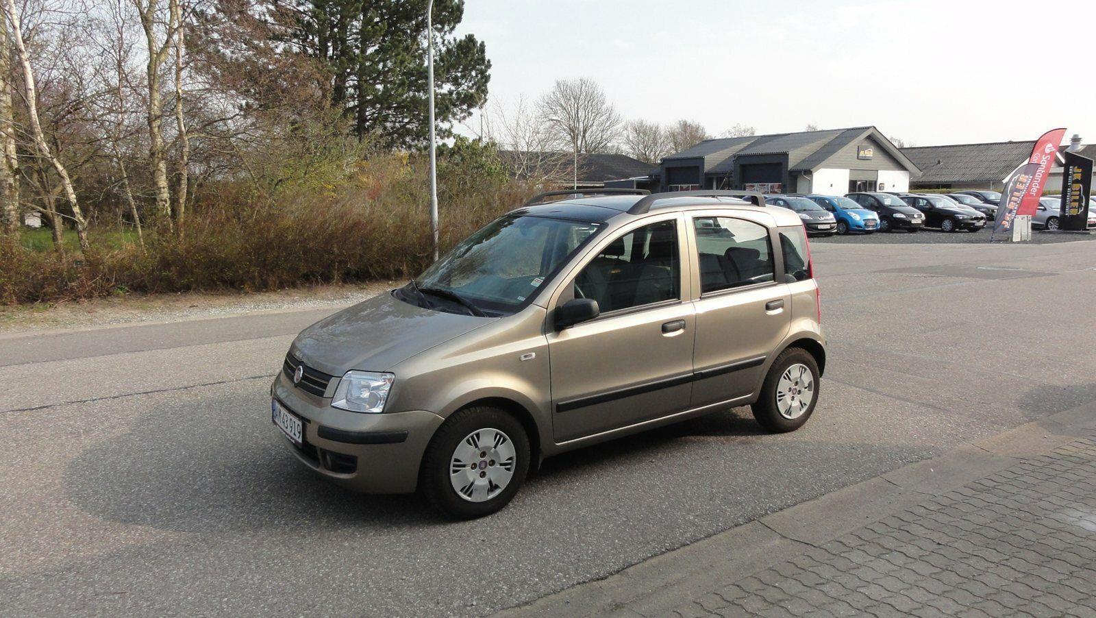 Fiat Panda 1,2 Dynamic 5d - 26.900 kr.