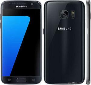 Samsung-S7-G930-Galaxy-4G-32-GO-black-onyx-noir-garantie-italienne-europa