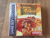 Gba: L'aigle De Guerre Neuf/new Game Boy Advance Pal