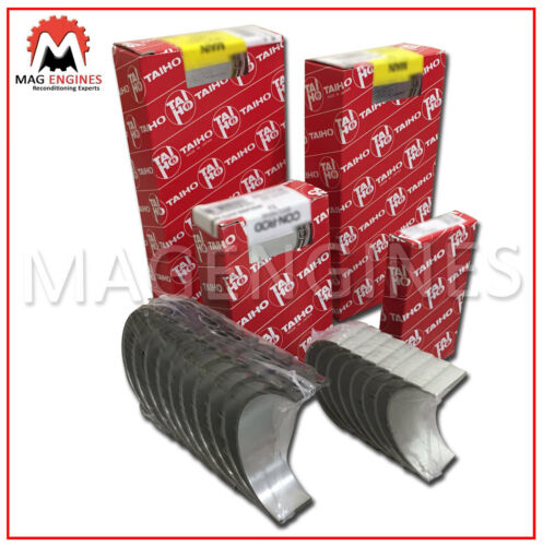 MAIN & BIG END BEARING SET TOYOTA 2URGSE FOR LEXUS 5.0 LTR 2008PRESENT