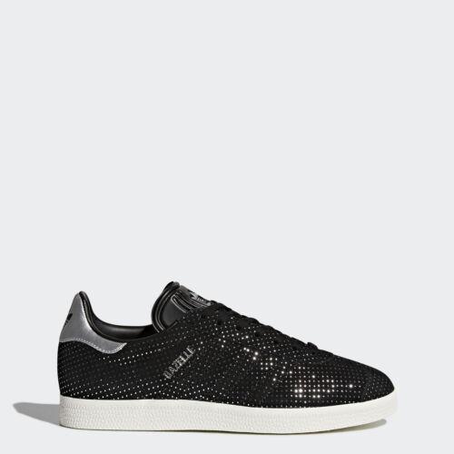 6 Negro para mujer Gazelle 190309852957 Tama Color o Originals plateado Adidas Nuevos Shoes wqaPP4