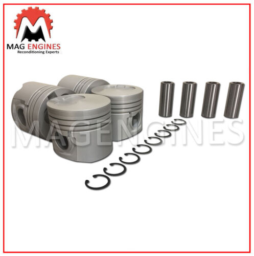 PISTON /& RING SET KIA J2 JS K2700 FOR PREGIO /& BONGO 2.7 LTR DIESEL 97-05