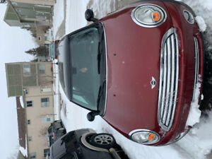 2012Mini cooper with good condition