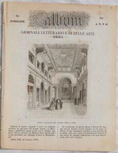 ALBUM-DI-ROMA-1855-CHIESA-DEL-BAMBIN-GESU-PERA-PIETA
