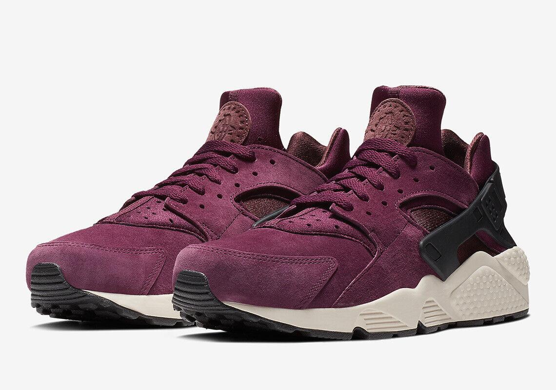 Nike Air Huarache Run Premium  sz 9.5  704830 603   retro running shoes max
