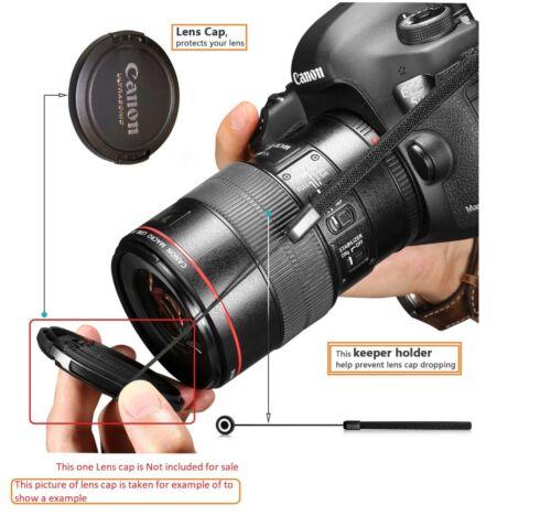 UK Stock Canon 67mm Snap-On Lens Cap for Ultrasonic EF Lenses E-67U