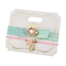Disney Store Japan Bracelet Bijoux ribbon Hair Up Bracelet Ariel