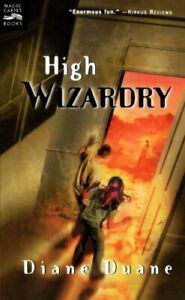 High-Wizardry-Young-Wizards-Quality-by-Duane-Diane-Book-The-Cheap-Fast-Free