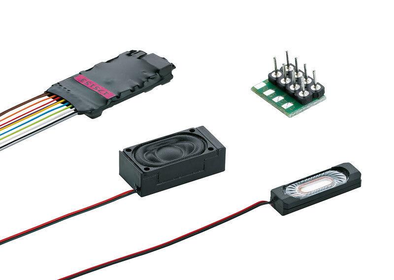 Märklin 60986 SoundDecoder mSD 3 Diesellok mit Kabelbaum Neuware
