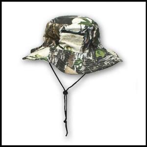 Bush Hat Auscam -Sizes S XL Army /& Military Poly Cotton