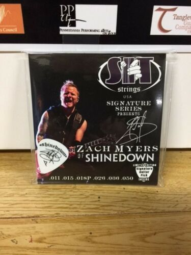 SIT Zach Meyers Signature Electric Guitar Strings SS-S1150ZM