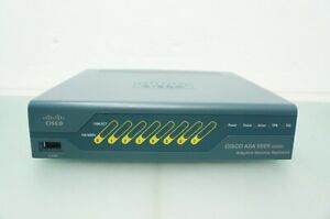 Cisco-ASA-5505-V13-04-2014-Security-Firewall-Appliance-NO-Power-Adapter