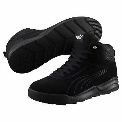 Puma Desierto Schneestiefel Boots Hohe Sneaker Outdoor 361220 Schwarz | eBay