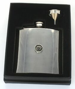Virgo Hip Flask Zodiac Sign Stainless Steel Star Sign Gift Free Engraving ZQLMo7Vf-09121133-945593333