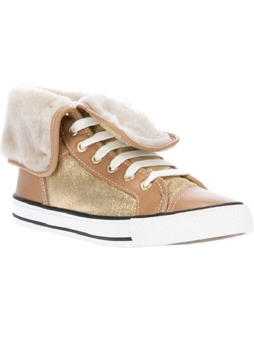 TORY BURCH BENJAMIN HIGH TOP scarpe scarpe scarpe Dimensione 10 e11fce