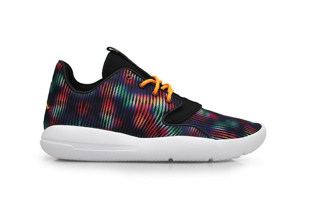 Juniors Nike Jordan Eclipse Gg - 724356 505 - purple Clair Cirque black white T