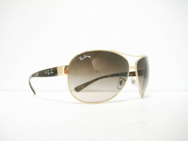 22e5ce34f0b Ray-Ban Sunglasses Rb3386 Frame Gold Lens Brown Gradient 63mm for ...