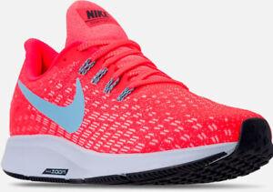 aa47bdab144f8 Nike Air Zoom Pegasus 35 Running Shoes Bright Crimson   Sail Sz 8 ...