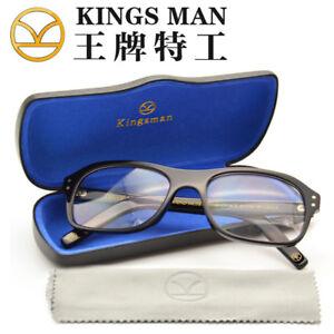 a4c42d2816 Image is loading Movie-Kingsman-The-Secret-Service-Fashion-Eyewear-Glasses-