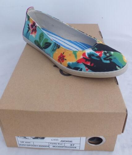 chaussures femme ballerines Mascaret prune paradise women shoes neuf 62 €