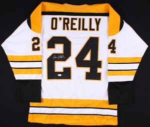 Terry O Reilly Signed Boston Bruins White Home Jersey (JSA COA)  257869f3b