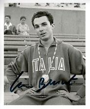 Livio Berruti (ITA) 1.OS Rom 1960 im 200m original signiert/signed !!