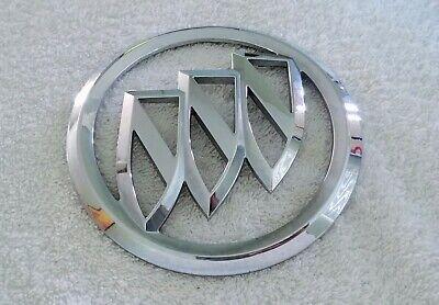 Buick GM OEM 08-16 Enclave Grille Grill-Emblem Badge Nameplate 25854511