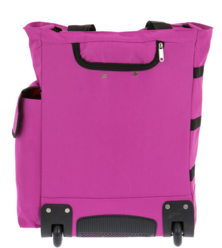 Thermo Achat Trolley Alessandro XL shoppingroller achat Roller Trolley Pink