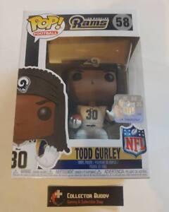 Football NFL Funko POP Los Angeles Rams  Vinyl Figure 2-pack