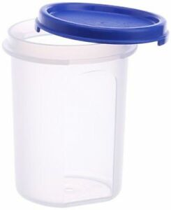 Tupperware-Air-tight-container-Modular-Mates-MM-Round-2-Set-of-2-440-ml-NEW