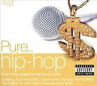 Pure... Hip-Hop [PA] [Digipak] by Various Artists (CD, Jun-2011, 4 Discs, Sony Music)
