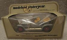 Matchbox Lesney Models of Yesteryear 1906 Rolls Royce Silver Ghost NOS Y-10