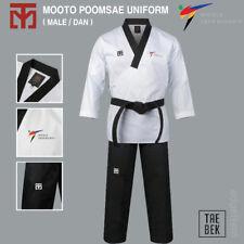 Taekwondo Uniform WTF Poomsae uniform-Youth Male New adidas ADI-POOMSAE Form