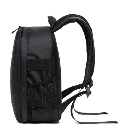 DSLR Backpack Camera Case Bag For Canon EOS 1300D 200D 750D 80D 800D 4000D 2000D