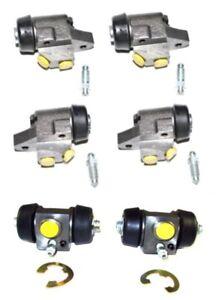 Brake-Wheel-Cylinder-Set-Front-1-034-Rear-75-034-Mini-Morris-Leyland-Clubman-Moke